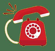 افزایش تماس تلفنی