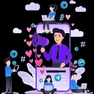 تبلیغات تلگرام | تلگرام مارکتینگ